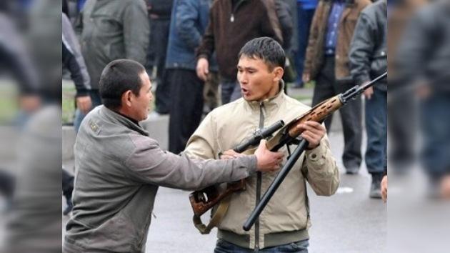 La cifra de muertos en Kirguistán podría haberse incrementado drásticamente