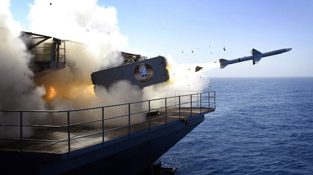 """""""El objetivo de los misiles lanzados en el Mediterráneo era presionar a Damasco"""""""