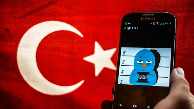 Condenan a un turco a 10 meses de cárcel por poner una 'k' de más en un tuit