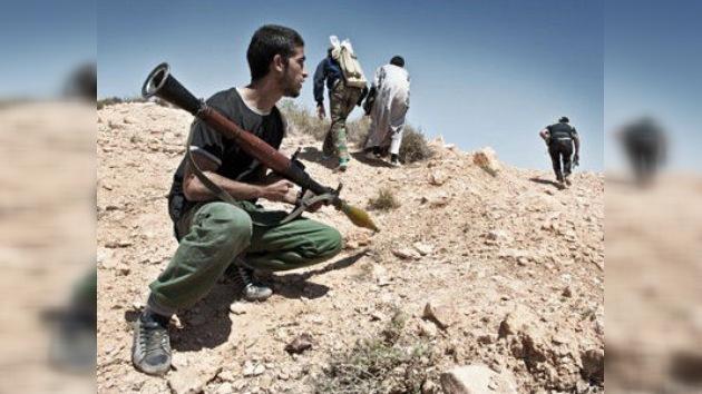 Un grupo de 17 futbolistas libios se incorpora al movimiento rebelde