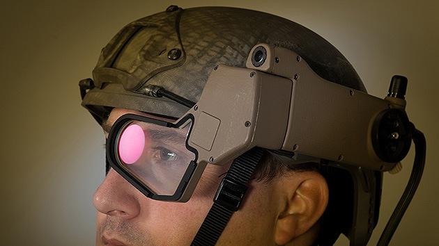 La ciencia 'pone los ojos' en la guerra: gafas como las de Google entrarán en combate