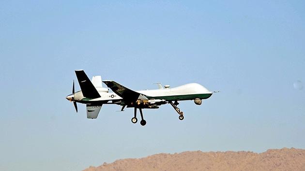 """Operador de drone de EE.UU.: """"Me persiguen imágenes de gente desangrándose"""""""