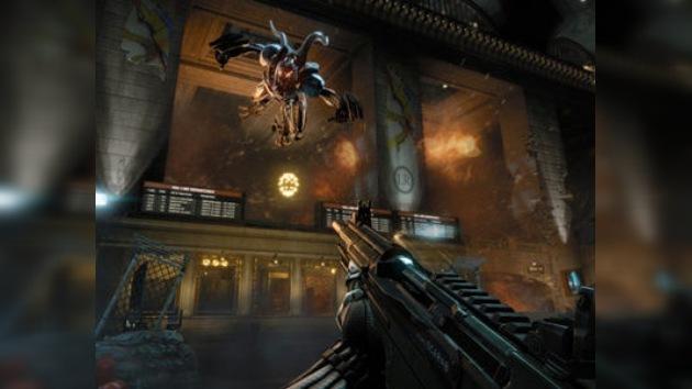Con los videojuegos de tiros, el cerebro va como una bala