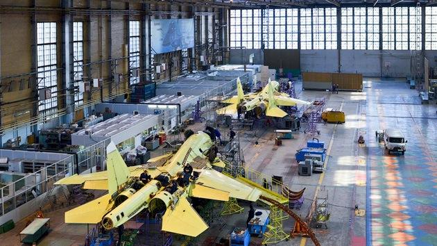 Empresa aeronáutica rusa se sitúa entre las veinte primeras del mundo