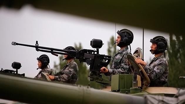 China prueba con éxito un sistema de defensa aérea con rayos láser