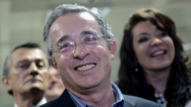 Uribe revela la participación de Inglaterra en el programa secreto contra las FARC