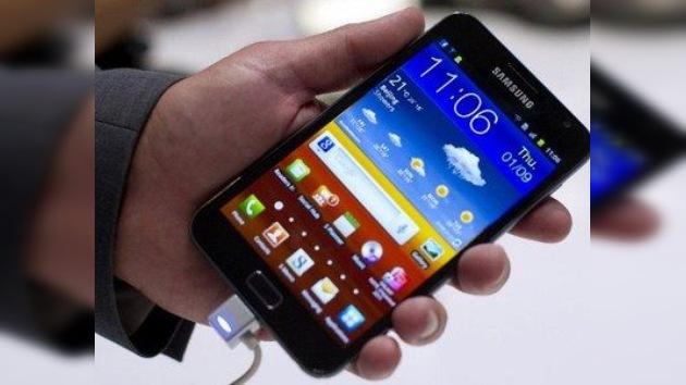 Samsung supera a Apple y Nokia en ventas de teléfonos inteligentes