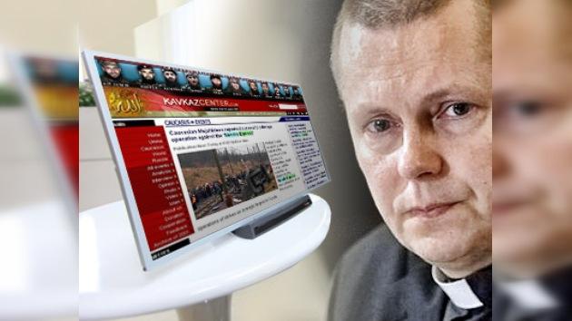 """Suspendido sacerdote por bautizar como """"extremista"""" a sitio web en una entrevista a RT"""