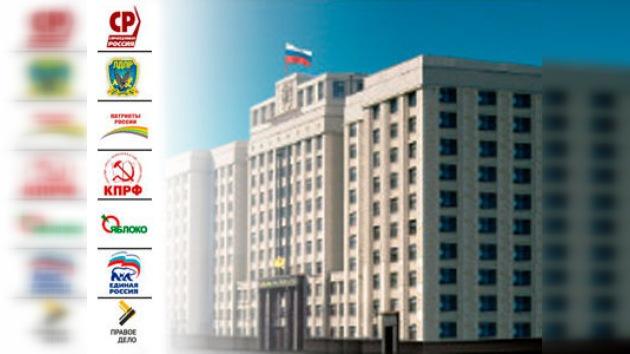 Elecciones parlamentarias en Rusia: la Duma Estatal en camino a su renovación