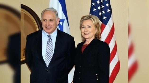 Netanyahu intenta mejorar las relaciones entre Israel y EE.UU.