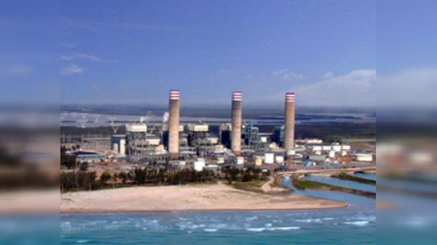 Invierten 174,3 millones de dólares en una central eléctrica en México