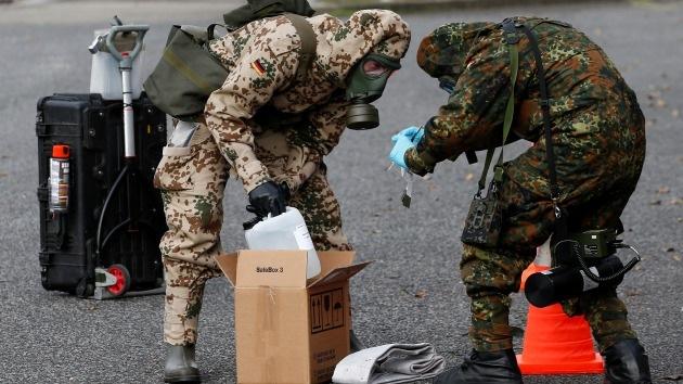 La OTAN clava en Alemania la punta de su lanza contra el Este