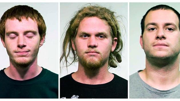 Tres activistas anti-OTAN , declarados no culpables de los cargos de terrorismo