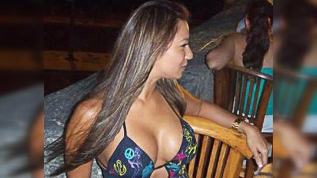 Prostituta inmersa en escándalo de la Cumbre tilda de 'tontos' a guardaespaldas de Obama