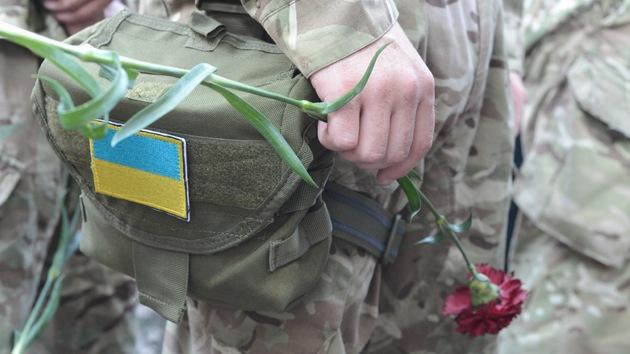 Alertan de un fuerte aumento en la tasa de suicidios entre los soldados ucranianos