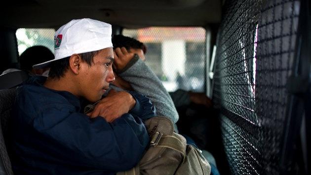 Encarcelar a los inmigrantes, un negocio creciente en EE.UU.