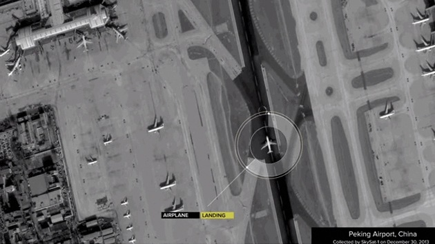 Google equipará sus mapas con videos en tiempo real obtenidos por satélites Skybox