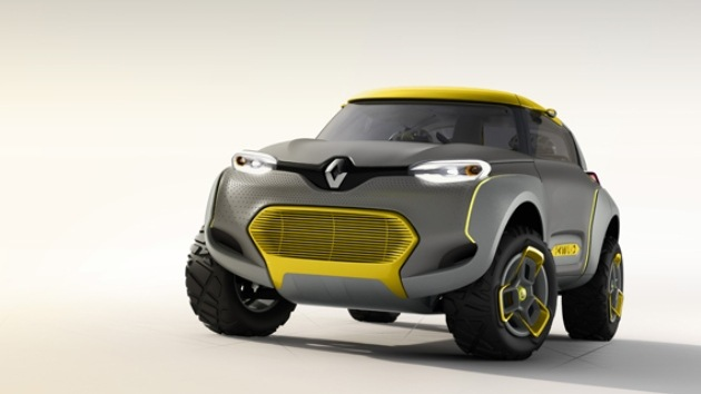 Renault presenta al público el primer coche con un 'drone' incorporado