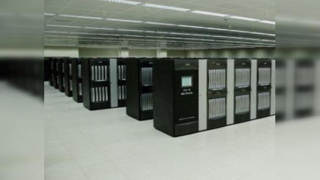 China crea la computadora más rápida del mundo