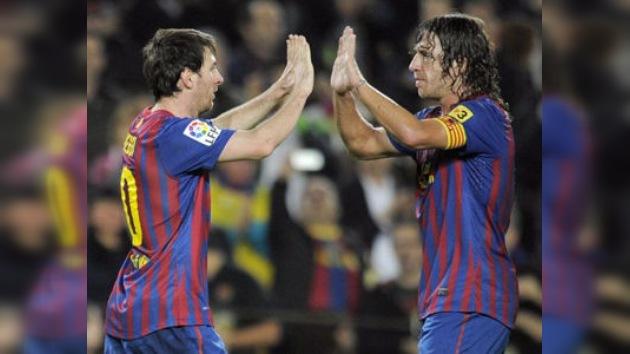 El FC Barcelona gana y le pisa los talones al Real Madrid que se mantiene en la cima