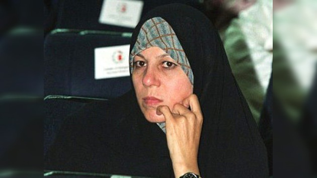 Irán condena a la hija del ex presidente Hashemi por propaganda antigubernamental
