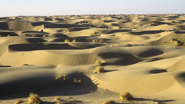 ¿Construye Turkmenistán un amenazante lago muerto?