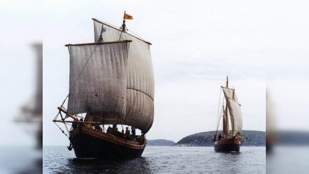 Un viaje al pasado en un barco histórico como aventura turística