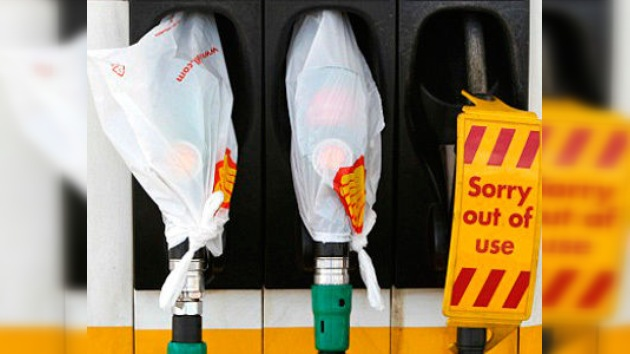 La crisis del combustible aprieta los tornillos de Europa
