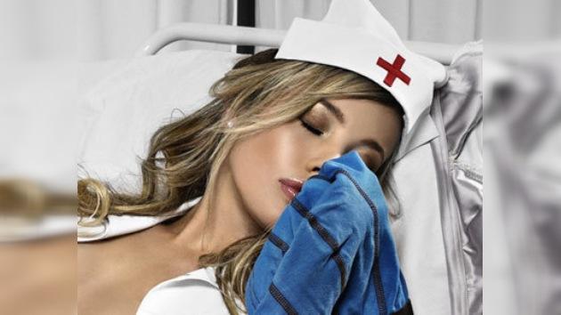 Enfermeras de Dinamarca ponen fin a una polémica campaña publicitaria