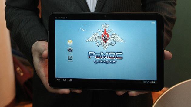 Rusia desarrolla un sistema operativo móvil completamente protegido contra el espionaje