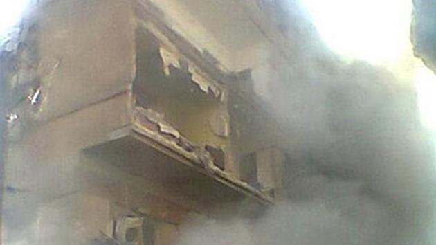 Siria: Al menos 10 muertos y numerosos heridos en un atentado en Damasco