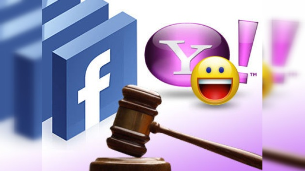 Yahoo! acusa a Facebook de violar sus patentes