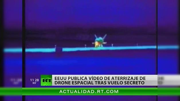 El drone espacial de EE. UU.: ¿arma o espía orbital?