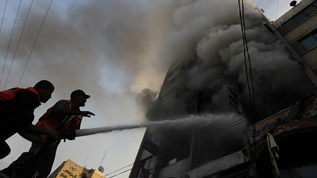"""""""Israel violó los códigos de la guerra al atacar a periodistas y civiles en Gaza"""""""
