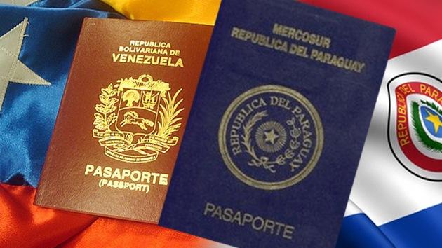 Crisis diplomática: vuelve el régimen de visas entre Venezuela y Paraguay