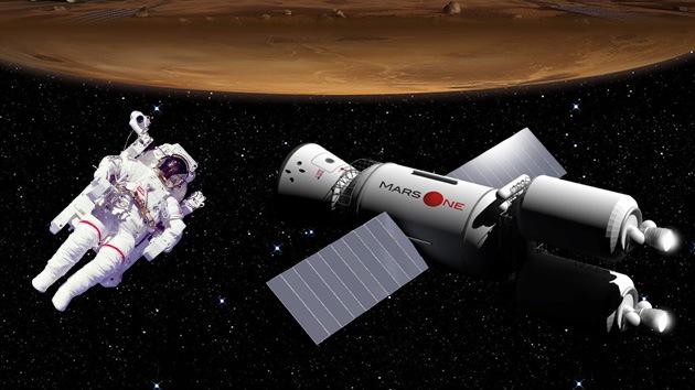 Un diputado mexicano es preseleccionado para viajar a Marte en 2025