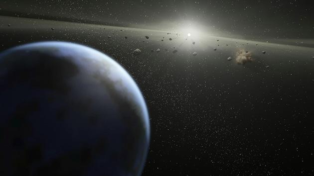 Un asteroide pasa al lado de la Tierra este lunes