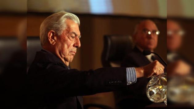 Vargas Llosa: América Latina debe legalizar las drogas o será como México