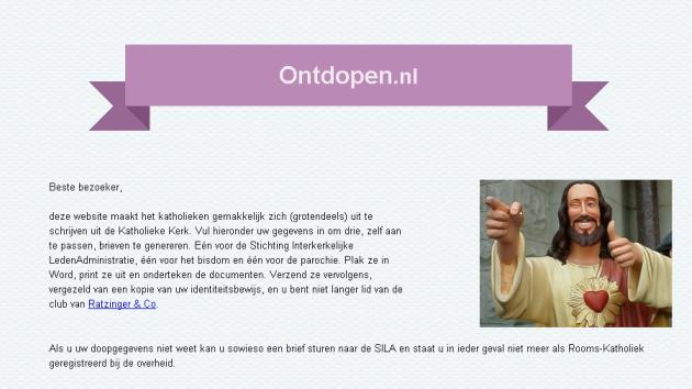 El reciente discurso del Papa aleja a los católicos holandeses de la Iglesia
