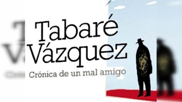 El expresidente uruguayo Tabaré Vázquez presenta un libro sobre el cáncer