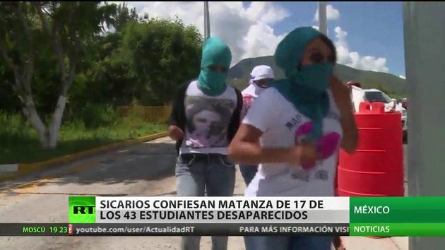 Sicarios Confiesan La Matanza De 17 De Los 43 Estudiantes
