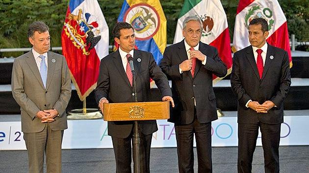La Alianza del Pacífico busca nuevos socios: en la cumbre participan 9 presidentes y 400 empresarios