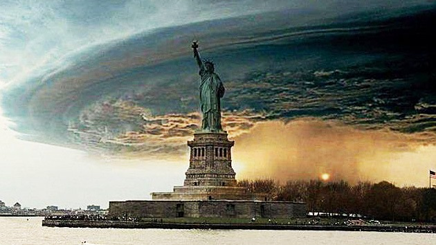 Fotos: Internet enloquece con las imágenes apocalípticas de la supertormenta Sandy