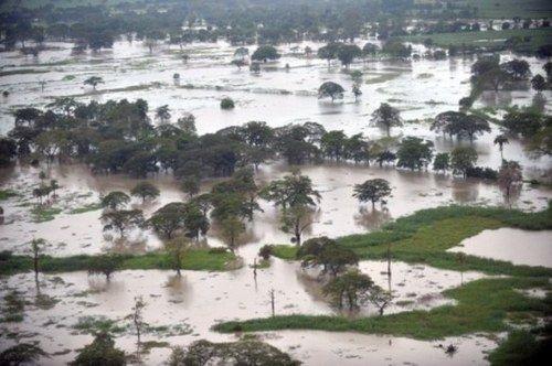 Destrucción y muerte tras un fuerte temporal en Centroamérica