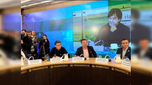 La Liga de los Electores, una nueva ONG en Rusia