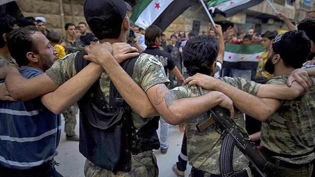 """Alcalde de Londres: """"No conseguiremos la paz en Siria si damos armas a maniacos"""""""