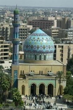 Irak exige una compensación a EE. UU. por haber destruido Bagdad