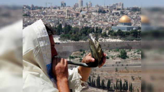 Los judíos celebran su Año Nuevo 5772