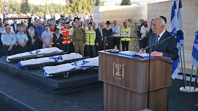 """""""Los israelíes exigen venganza"""": Una campaña contra los árabes arrasa en la Red"""