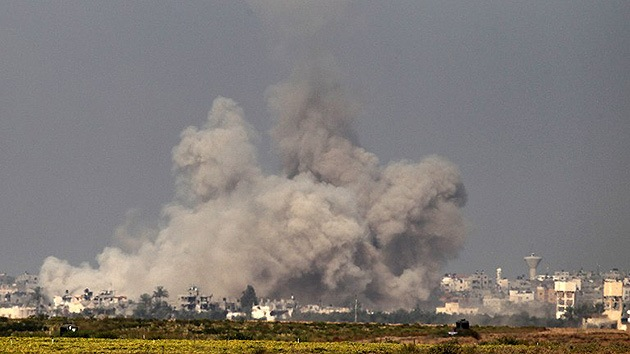 Minuto a minuto: Nuevos ataques de Israel contra Gaza